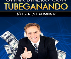 Tubeganando Genera Ingresos en Youtube